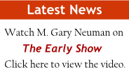 M. Gary Neuman on CBS's The Early Show. Click here to watch.